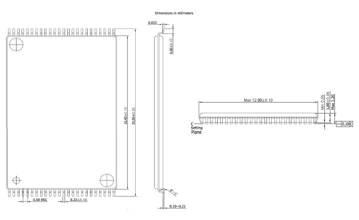 ATO NAND FLASH:AFND5608U1(图3)
